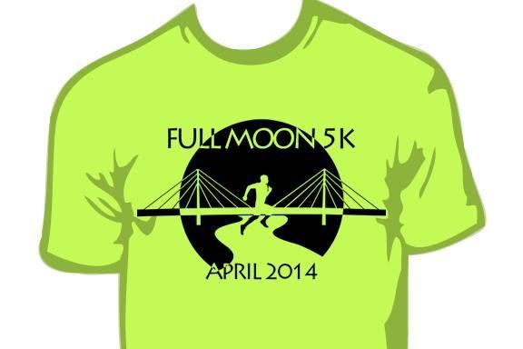 full moon 5k