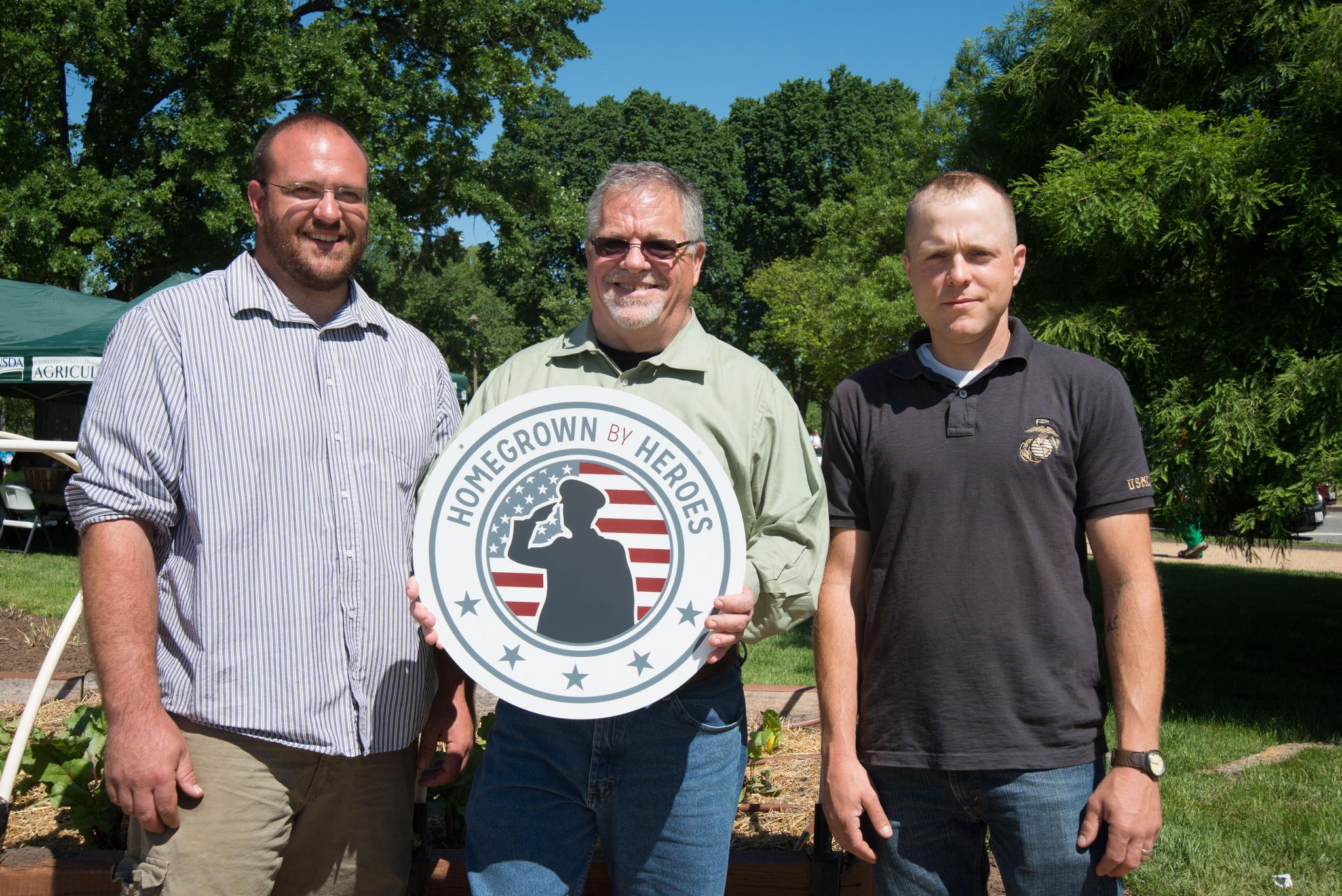 Returning Iowa Veterans: Getting Armed to Farm
