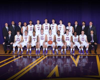 UNI Basketball Roster 2014-15