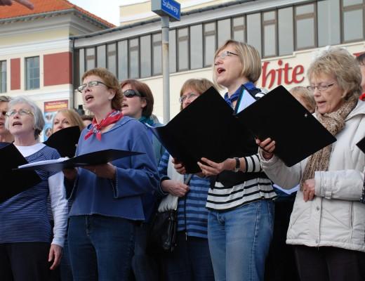 Sound Waves Community Choir, Hastings