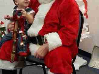 Santa and Nolan