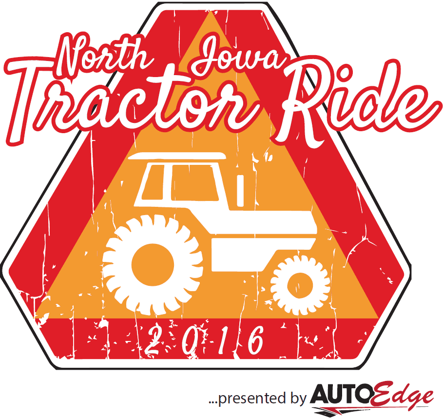 2016 North Iowa Tractor Ride