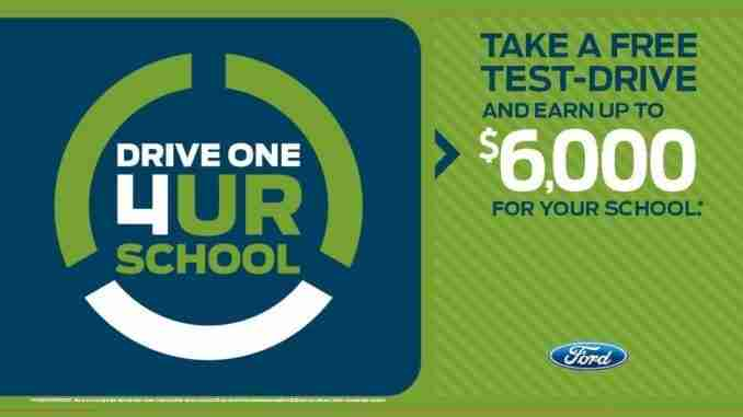 Earn Cc Schools Money By Testing Driving New Vehicle