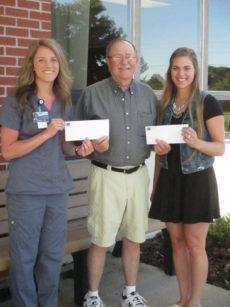 Gail Morris Scholarship Recipients