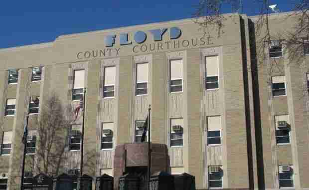 Floyd County Courthouse
