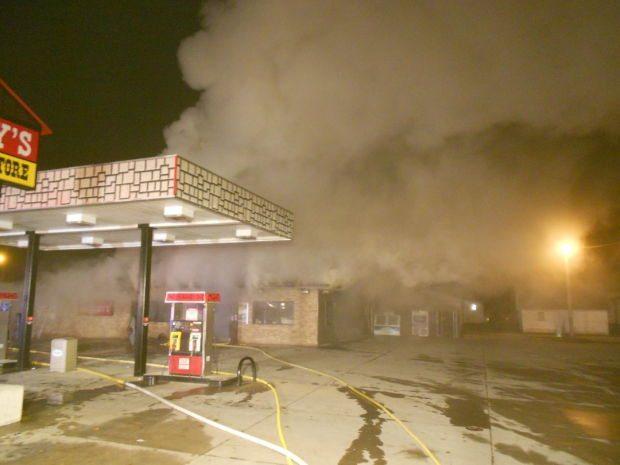 clarksville caseys fire nov 2013