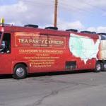 Tea Party Bus
