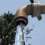 flushing water main