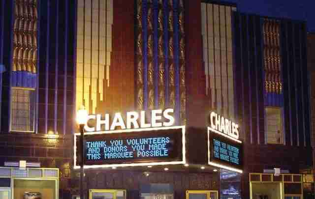 CharlesTheatre Marquee