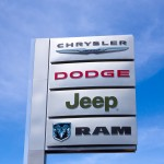 Chrysler Automobile Dealership
