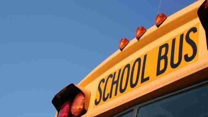 School Bus Diagonal