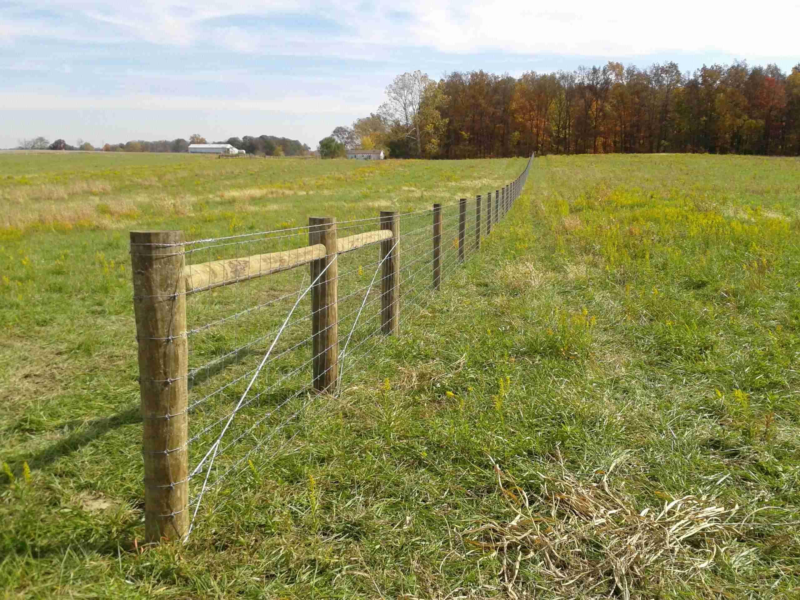 farm fence