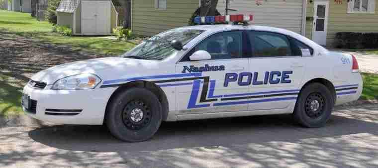 Nashua Police Car