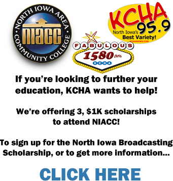 North Iowa Broadcasting - NIACC Scholarship