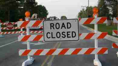Photo of Road Temporarily Rerouted after Gas Leak