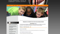 Charles City School Website Snap 12-8-14