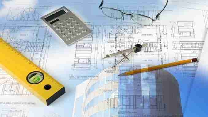 blueprints, construction – a collage as the concept of a success