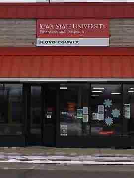 Floyd Co Ext Office
