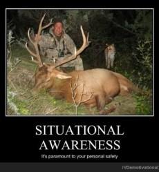 Situational Awareness Hunter