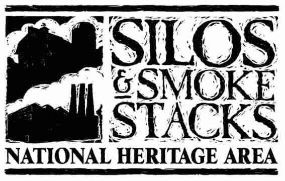 Silos and Smokestacks sign