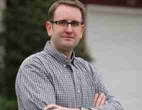 Photo of Rep. Prichard holding open forums all over Northern Iowa on Saturday