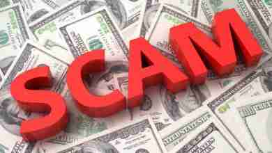Photo of Iowa DCI warning residents of another scam