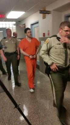 Casey Frederickson Sentencing
