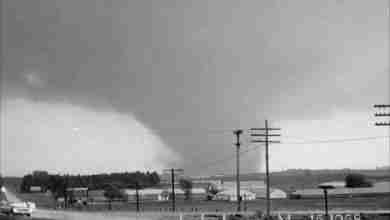 Photo of Charles City Tornado 50th Anniversary Morning Show Special