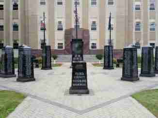 Floyd County Veterans Memorial