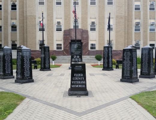 Floyd County Veterans Memorial