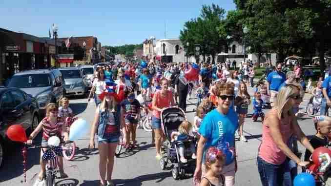 July 4th Charles City