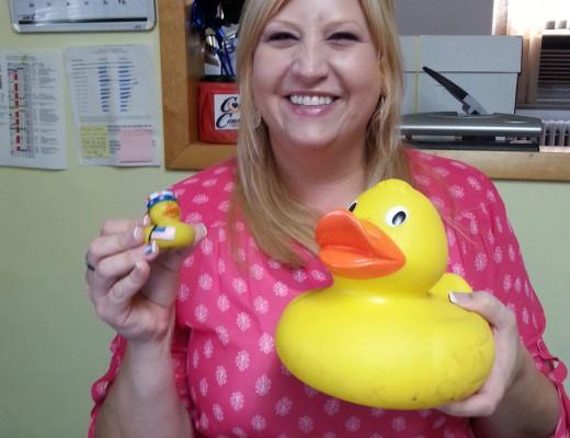 Meagan Wrecsics Ducky