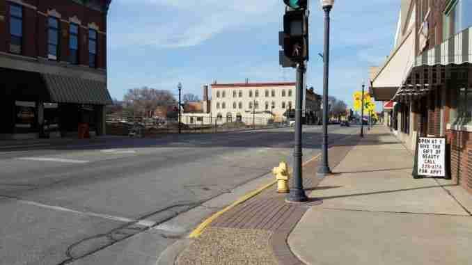 Charles City Main St