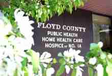 Photo of Floyd County Public Health's Weekly COVID-19 Update