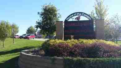 Photo of Charles City High School named one of the best in Iowa