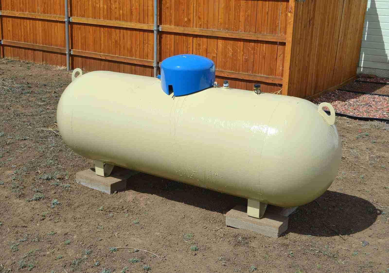 Gallon Natural Gas Tank
