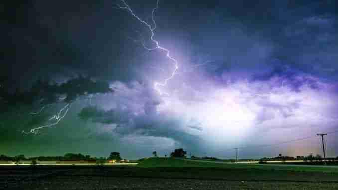 Tornado Alley Severe Storm