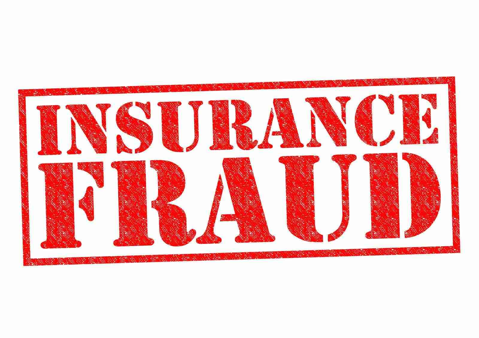 insurance fraud Learn what qualifies as insurance fraud and about the potential penalty for falsifying documents about your policy, making claims, and more.