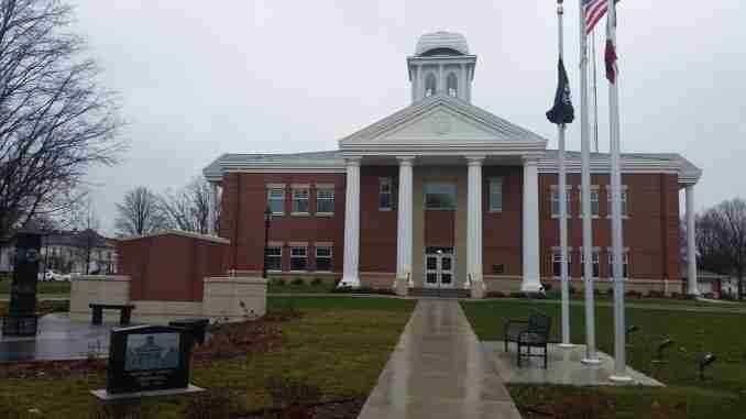 Mitchell County Courthouse 2
