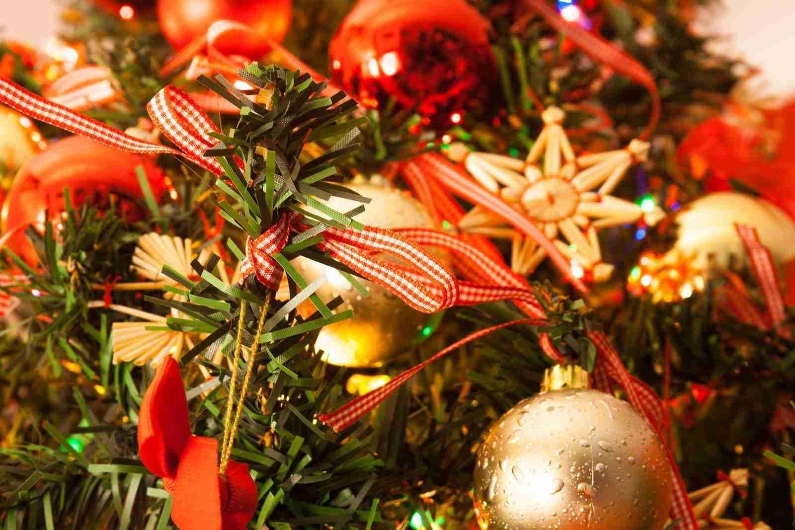 Nashua Christmas Tree