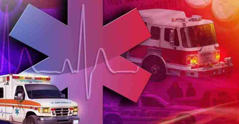 Medical Rescue Ambulance Abstract Photo
