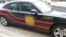 CC Fire Chief Vehicle