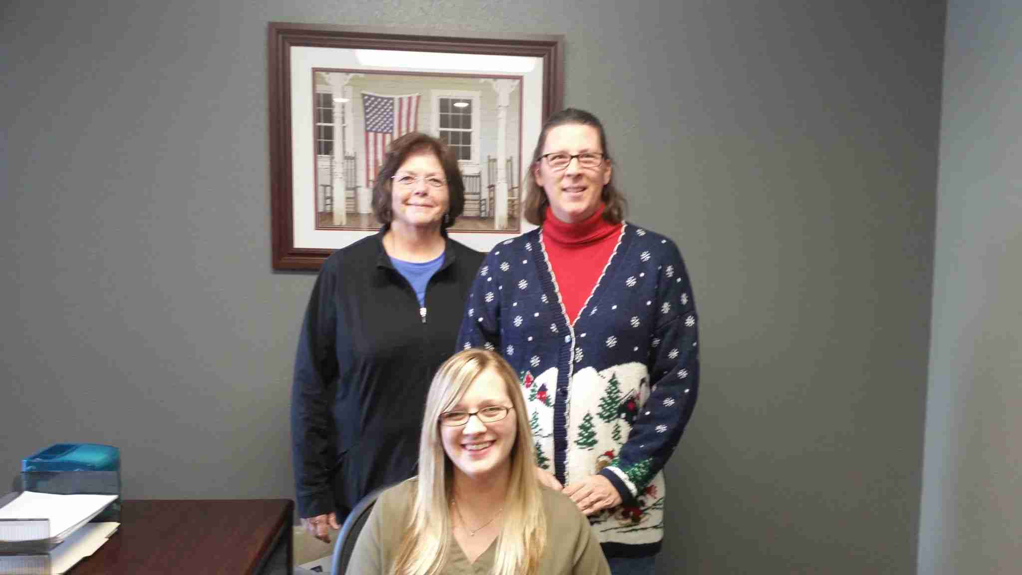 Meet the staff at the Grand Avenue Business Center