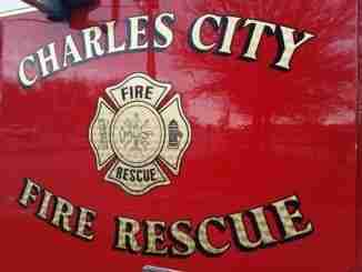 Charles City Fire