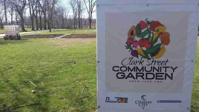 Clark Street Community Garden