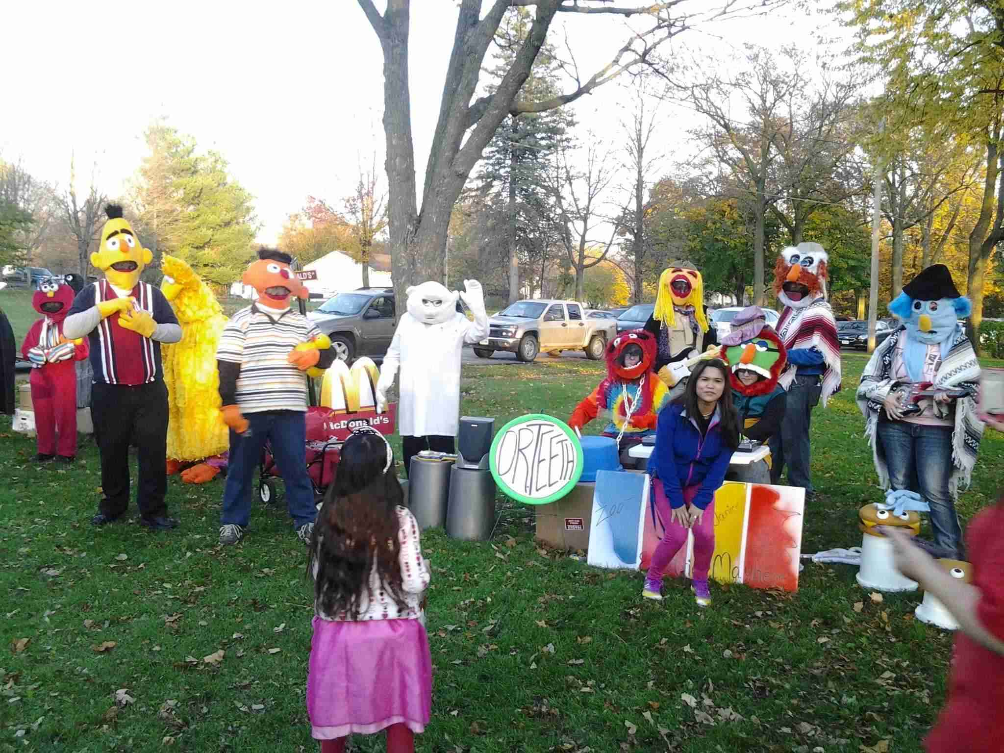 spookwalk to be held this afternoon; other halloween events across