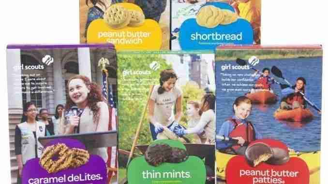 Girl Scouts launch cookie season by offering a sweet prize