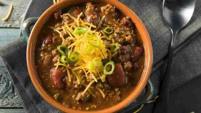 22nd Annual Chili Cook-Off Set – KCHA News