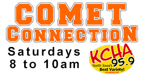 Comet Connection - Saturdays at 8am on 95-9 KCHA