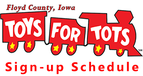 Floyd County Toys for Tots